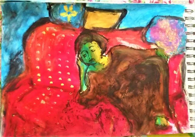 Bia - Sketch - ItyArtes - Ilary Tiralongo