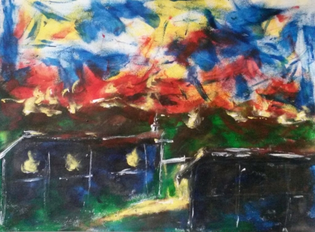 Val Susa - Sketches - Ilary Tiralongo - ItyArt