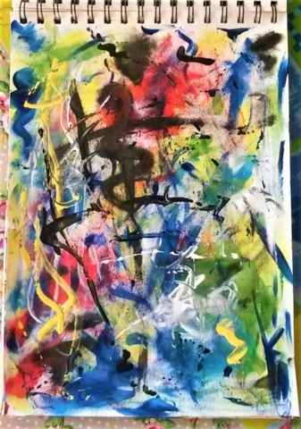 Carnival - Sketches - ItyArt - Ilary Tiralongo