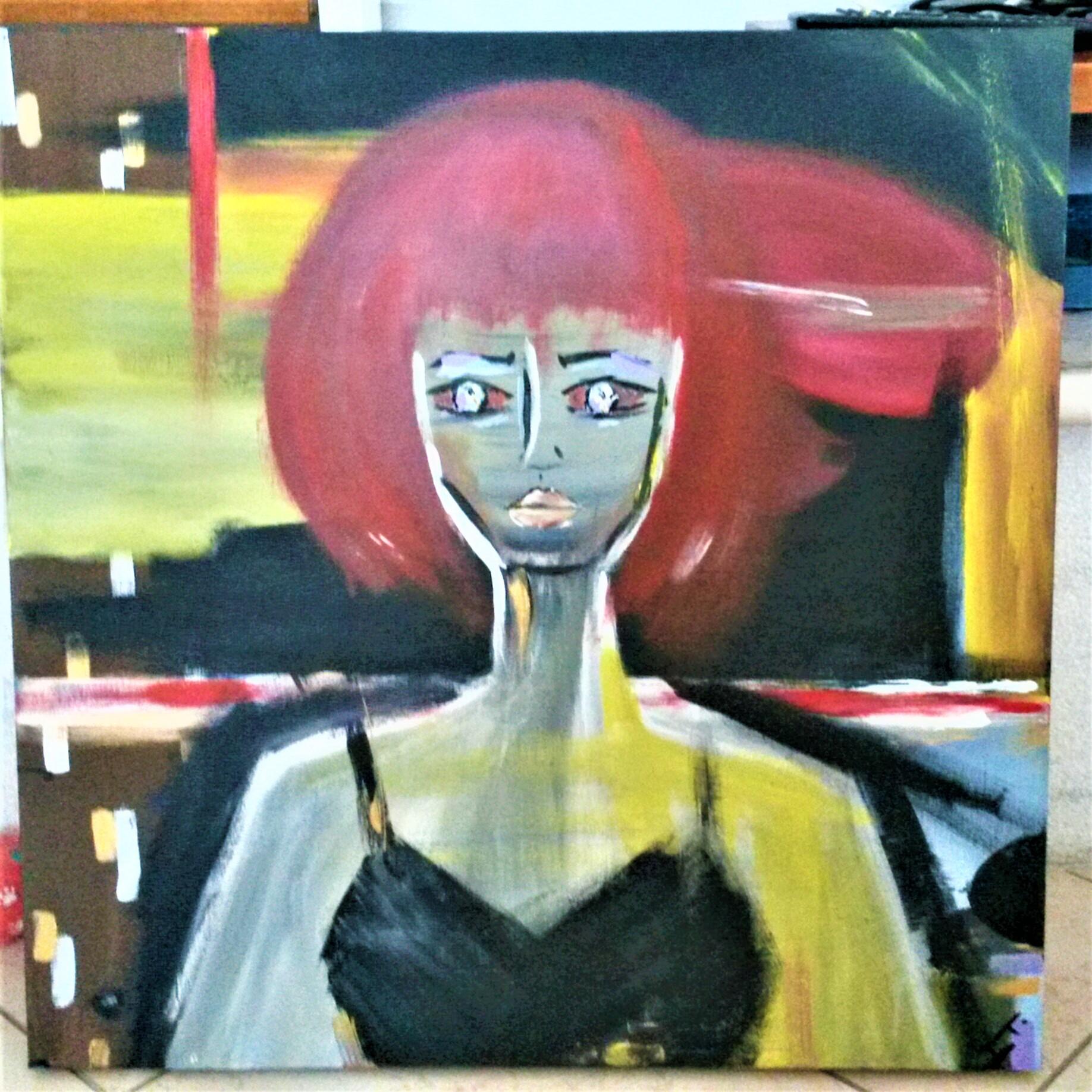 Fandango - Paintings - ItyArt - Ilary Tiralongo