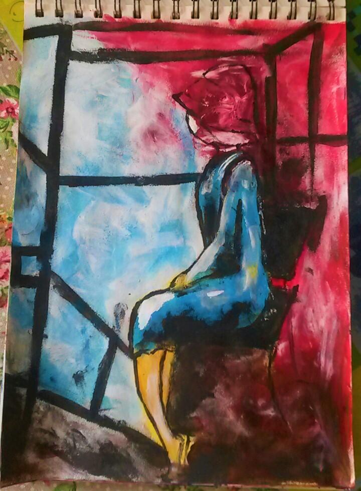 Portrait - Sketches - ItyArt - Ilary Tiralongo