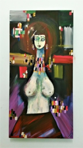 Semiramide - Paintings - ItyArt - Ilary Tiralongo