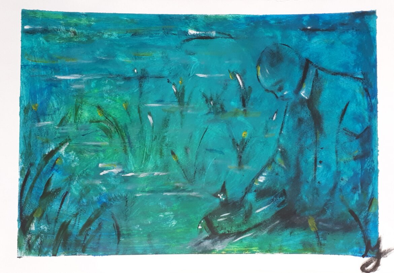 Al fiume-ityart-ilary tiralongo